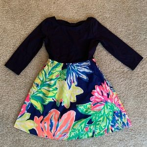 Lilly Pulitzer mochi dress (children)